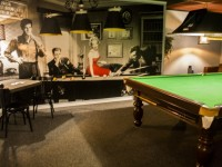 Snookerzaal 1